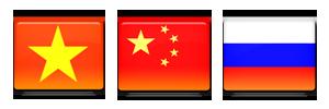 Export Vietnam, China, Russia : FR62 667 112CE